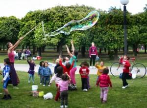 Bubble party London