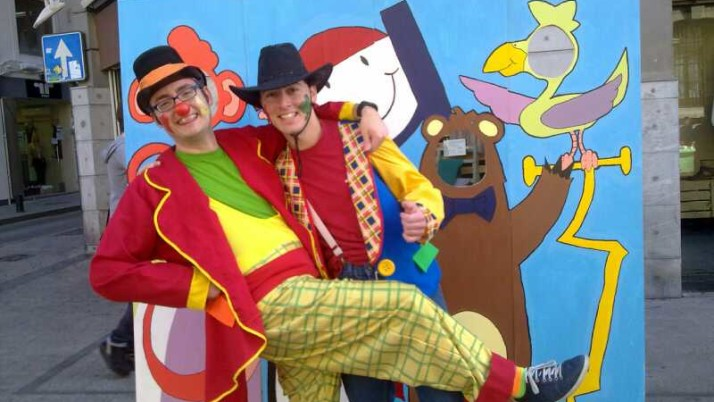 Children entertainers for kids' birthday parties in London