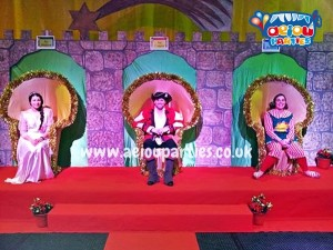 shows - clowns for birthday parties in london