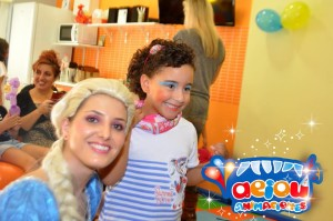 pamper parties activities for fashionable girls frozen