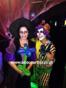Halloween parties for children in London