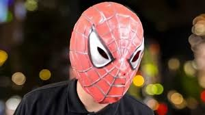 Spiderman themed parties for children